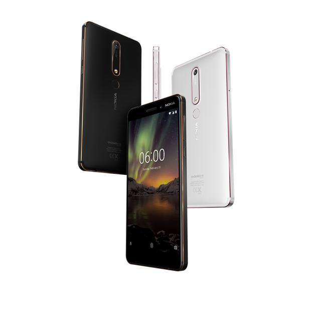 Nokia 6 mới ấn tượng mạnh mẽ với đội tuyển U23 Việt Nam - 1
