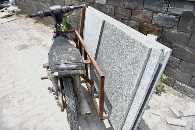 Hầm chui đi bộ ở Hà Nội được lát mới đá nền - 6