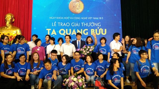 Ba công trình đạt Giải thưởng Tạ Quang Bửu 2018 có gì đặc biệt? - 1