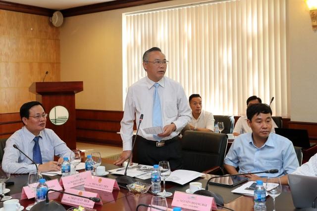 Phó Chủ nhiệm Ủy ban Khoa học, Công nghệ và Môi trường của Quốc hội Phùng Đức Tiến