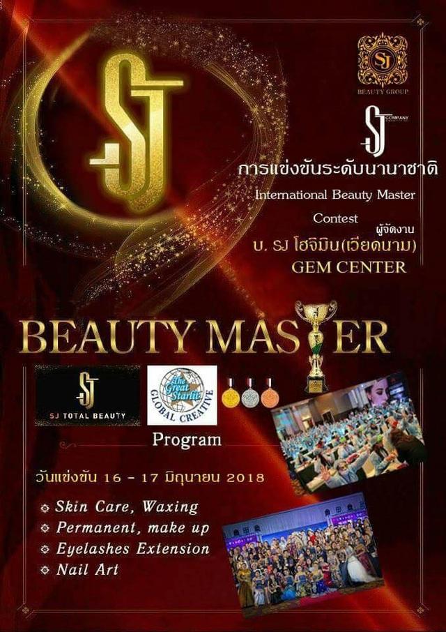 Beauty Master- sân chơi của các chuyên gia ngành làm đẹp - 4