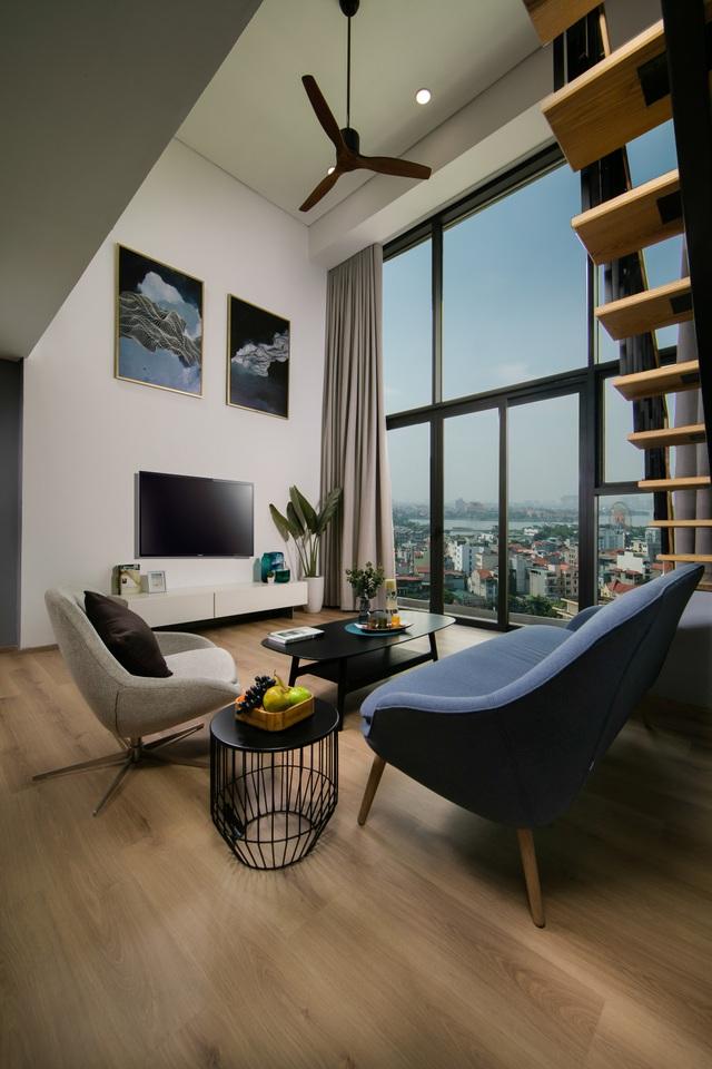 """PentStudio là dự án hiếm hoi trong khu vực đạt chuẩn """"căn hộ khách sạn"""" 5 sao chuẩn quốc tế."""