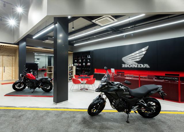 Honda đưa về đủ các chủng loại xe hiện có của mình về Việt Nam, trừ phân khúc motocross.