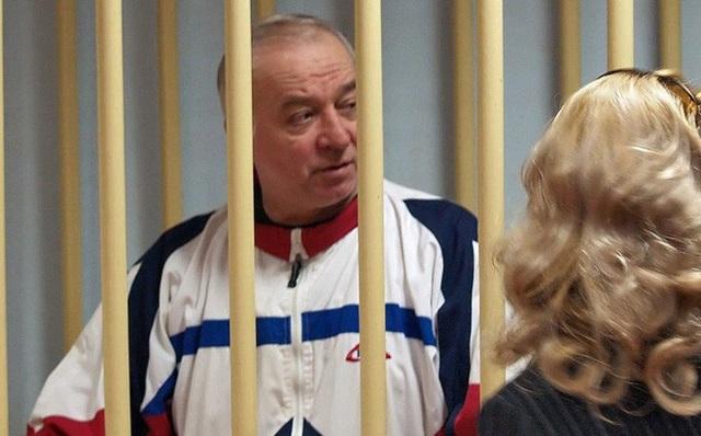 Cựu điệp viên hai mang của Nga Sergei Skripal (Ảnh: Getty)