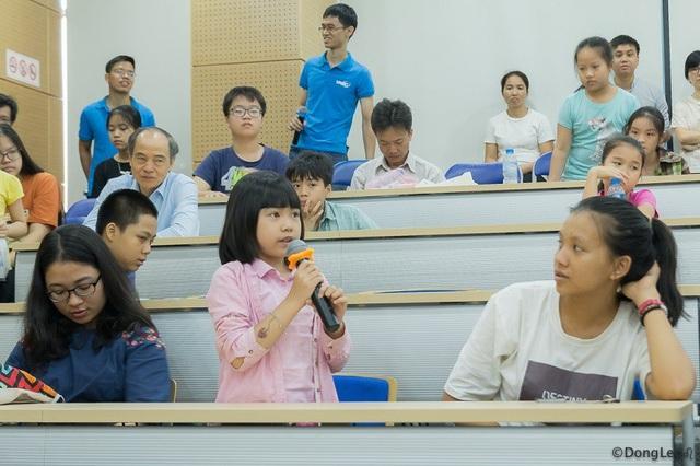 Khơi gợi và khích lệ niềm đam mê nghiên cứu khoa học cho học sinh - 3