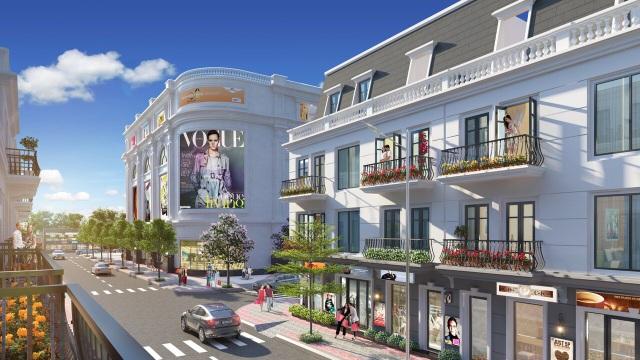 Vingroup chính thức ra mắt Vincom Shophouse Móng Cái - 3
