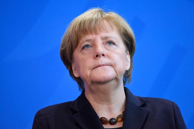 Thủ tướng Đức Angela Merkel (Ảnh: Time)