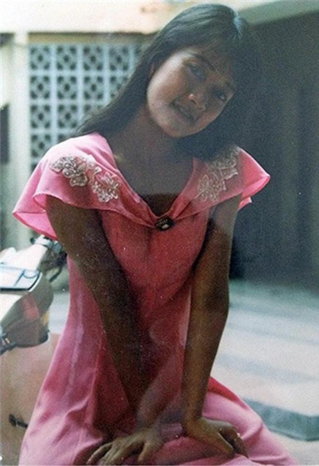 Loạt ảnh quá khứ xinh đẹp, sành điệu của Vân Dung năm 16 tuổi đi thi Hoa hậu - Ảnh 1.