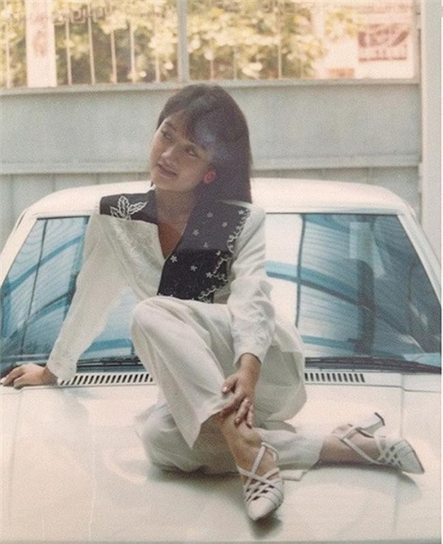 Loạt ảnh quá khứ xinh đẹp, sành điệu của Vân Dung năm 16 tuổi đi thi Hoa hậu - Ảnh 3.