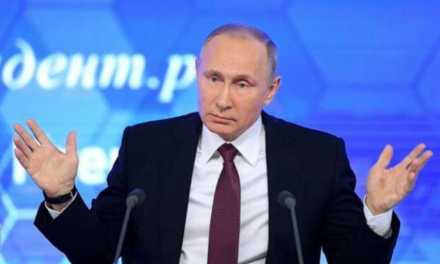 Tổng thống Putin (Ảnh: RT)