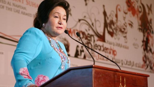 Bà Rosmah bắt đầu lối sống xa hoa kể từ khi ông Najib nhậm chức Thủ tướng Malaysia năm 2009. (Ảnh: Malaysiakini)