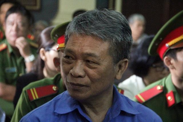 Hoàng Văn Toàn cho rằng mình tin tưởng vào chứng thư thẩm định giá DATC