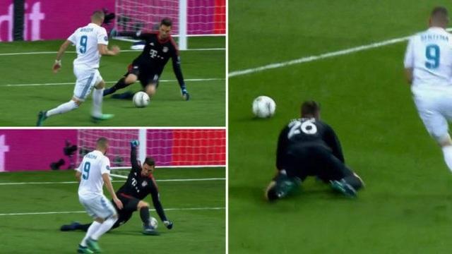 Sai lầm của thủ thành Sven Ulreich đã hại chết Bayern Munich