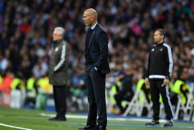 HLV Zidane lọt vào trận chung kết Champions League lần thứ 3 liên tiếp