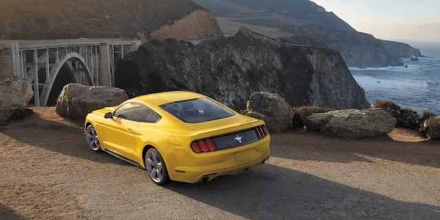 Ford dừng sản xuất hầu hết các mẫu xe con - 1