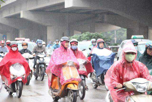 Chiều nay (2/5), miền Bắc có mưa giông, đề phòng mưa đá và gió giật mạnh. (Ảnh minh họa: Nguyễn Dương).