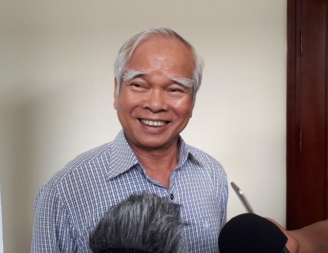Ông Nguyễn Văn Hòa – Chủ tịch HĐQT Trường THPT Nguyễn Bỉnh Khiêm Hà Nội.