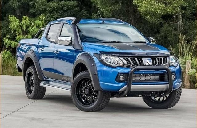 Vì sao Mitsubishi không có xe bán tải ở Mỹ? - 1