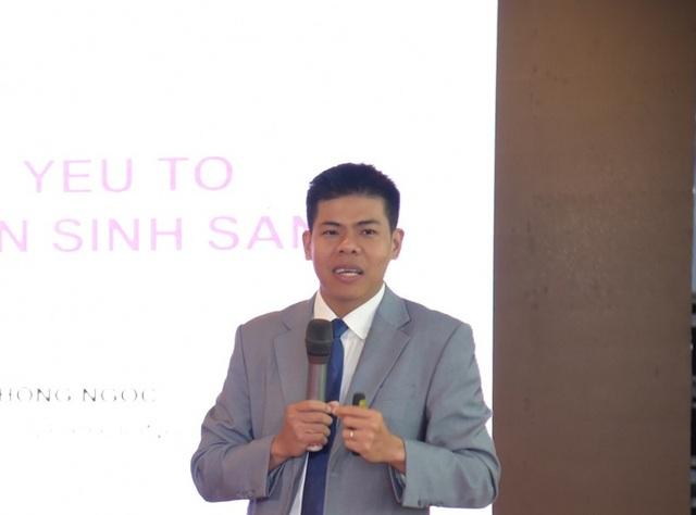 Bác sĩ Dư Huỳnh Hồng Ngọc