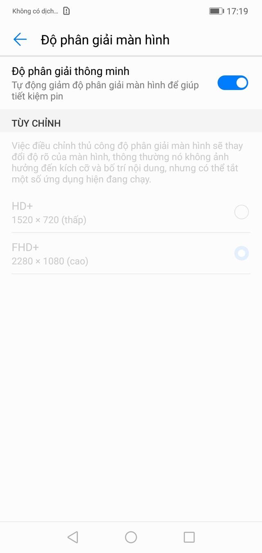 Những tính năng hay nhưng ít người biết trên Huawei Nova 3e - 1