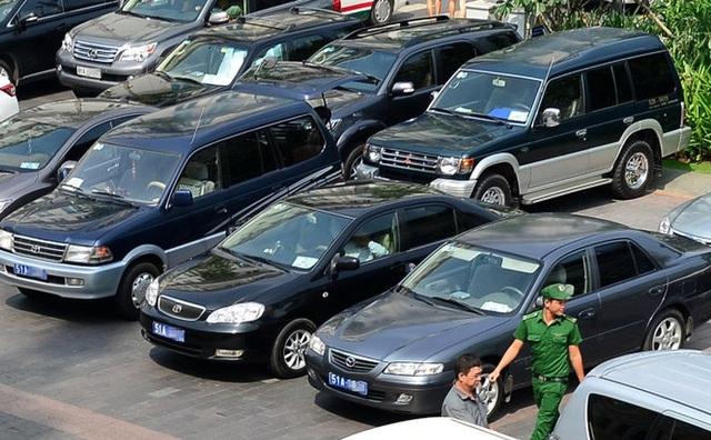 Thực hiện khoán xe công giúp tiết kiệm cho ngân sách gần 7 triệu đồng/xe/tháng