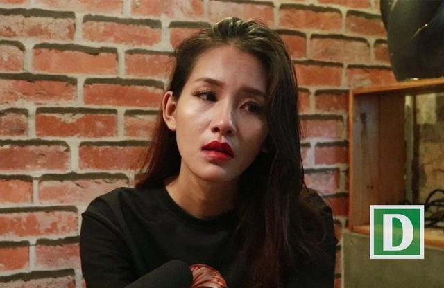 Người mẫu nuy Kim Phượng cho biết cô đã gửi đơn yêu cầu thực nghiệm lại vụ án để chứng minh sự việc của mình