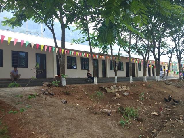 Khánh thành công trình phòng học và nhà công vụ Dân trí thứ 16 tại Cao Bằng - 5