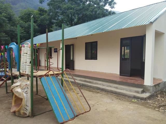 Khánh thành công trình phòng học và nhà công vụ Dân trí thứ 16 tại Cao Bằng - 15