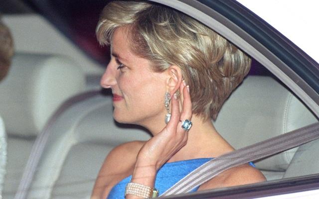 Công nương quá cố Diana từng đeo chiếc nhẫn này trong một số sự kiện quan trọng. (Ảnh: Getty)