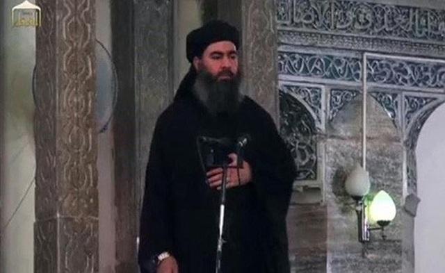 Thủ lĩnh tối cao của tổ chức Nhà nước Hồi giáo (IS) Abu Bakr al-Baghdadi từng nhiều lần bị đồn đã chết. Ảnh: NDTV