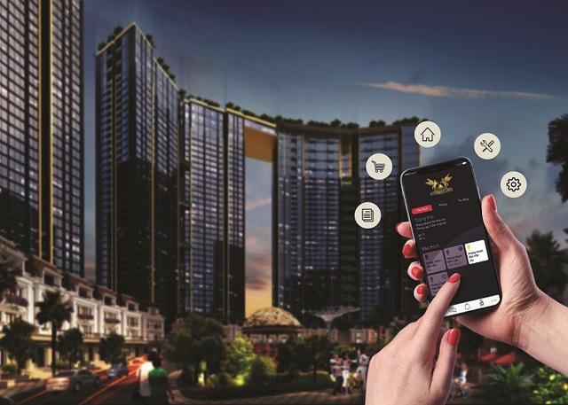 Sunshine City hội tụ tất cả những thành tựu công nghệ tốt nhất, hiện đại nhất hứa hẹn mang đến một cuộc sống toàn vẹn