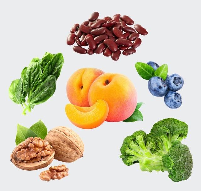 """""""Tuyệt chiêu"""" dinh dưỡng để khỏe và đẹp - 3"""