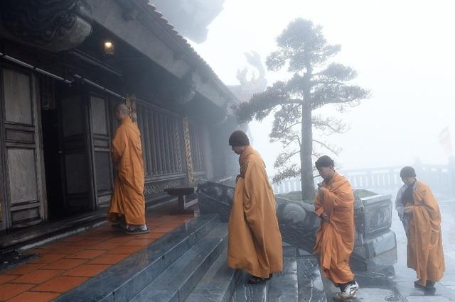 Mừng lễ Phật đản 2018, Sun World Fansipan Legend tặng vé cáp treo tới quý Tăng Ni cả nước - 3