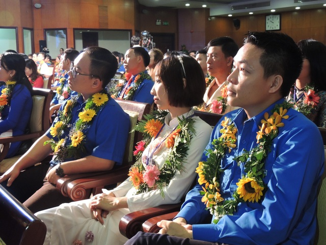 Đại hội Thanh niên tiên tiến làm theo lời Bác năm nay có 336 gương mặt thanh niên tiêu biểu trong cả nước về tham dự