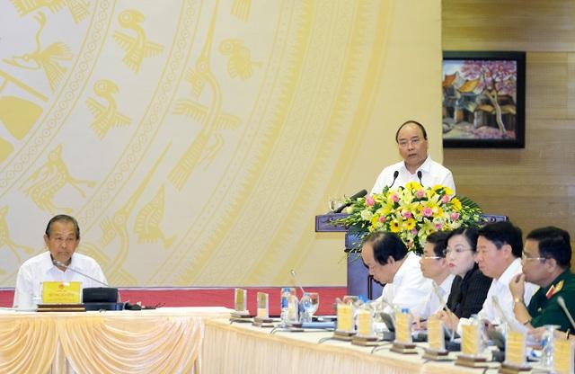 Thủ tướng chủ trì hội nghị về giải quyết khiếu nại, tố cáo