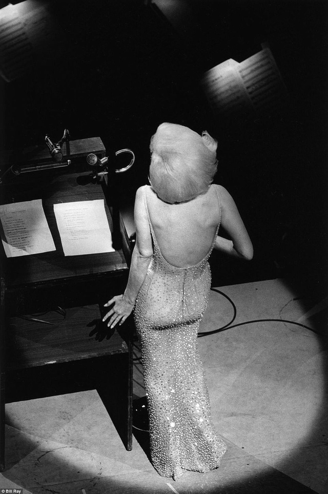 Bức ảnh trứ danh chụp minh tinh Marilyn Monroe