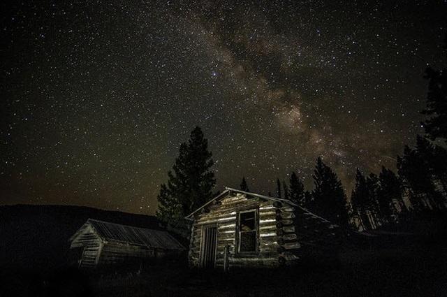 Thị trấn Garnet ở bang Montana, Mỹ, bị bỏ hoang từ những năm 1930 nhưng hiện trở thành địa điểm tham quan lý thú.