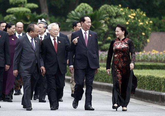 Chủ tịch Quốc hội: Nhiều nhiệm vụ quan trọng trong năm thứ 3 của nhiệm kỳ - 4