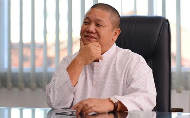 Ông Lê Phước Vũ - Chủ tịch Tập đoàn Hoa Sen