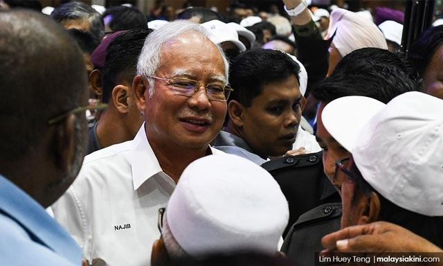 Cựu Thủ tướng Malaysia Najib Razak (Ảnh: Bernama)