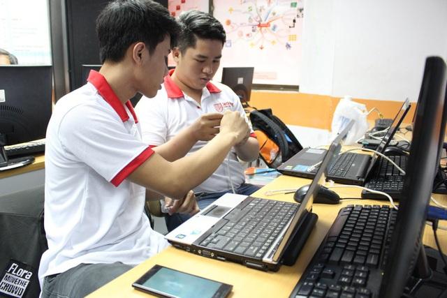 Phương pháp đào tạo SmartLab Plus - Thực học, thực hành.