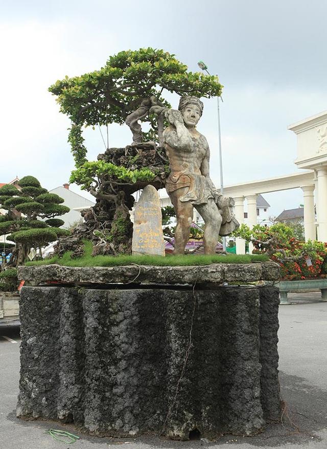 """Xôn xao """"cây Thạch Sanh"""" được báo giá hơn 4 tỷ đồng ở Hải Dương - 5"""