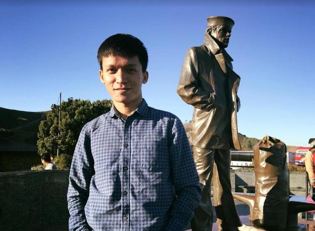 Ngô Viết Hoàng - cựu sinh viên ĐH Greenwich (Việt Nam) hiện đang sống và làm việc tại FPT Hoa Kỳ.