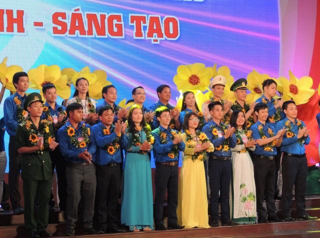 Hàng trăm bạn trẻ trong nhiều lĩnh vực là những gương sáng Thanh niên Việt Nam năm nay