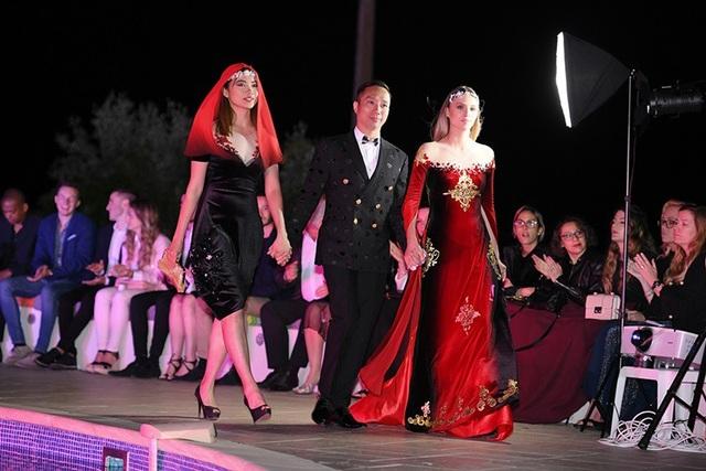 Với việc BST Áo dài, đặc biệt là bộ áo dài kim cương triệu đô la tỏa sáng LHP Cannes đã đánh dấu một bước tiến mới của thời trang Việt Nam. Đây cũng là dịp để quảng bá văn hóa làng nghề, văn hóa truyền thống và hình ảnh đất nước, con người Việt Nam tới bạn bè khắp năm châu.