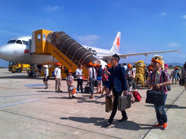 Jetstar Pacific tham gia thị trường hàng không tại Việt Nam từ năm 2008