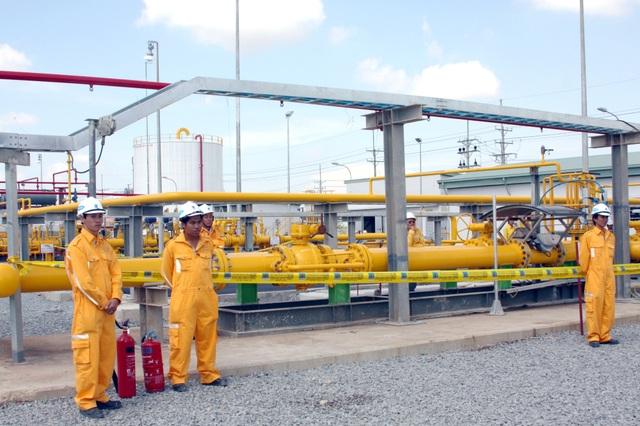 Khí Đông Nam Bộ – Điểm sáng trong công tác an toàn vệ sinh lao động - 2