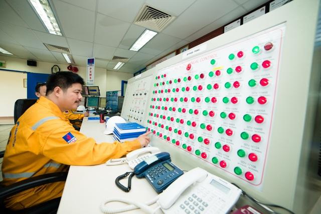 Khí Đông Nam Bộ – Điểm sáng trong công tác an toàn vệ sinh lao động - 3