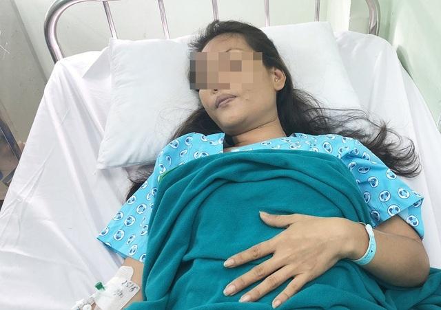 Thai phụ may mắn được can thiệp kịp thời, thoát khỏi nguy cơ vỡ thai mất máu cấp
