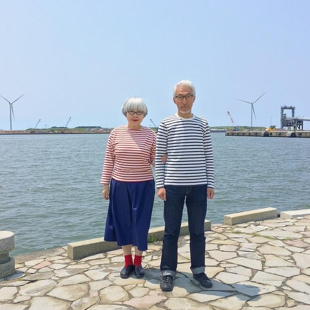 Cặp vợ chồng nổi tiếng ở tuổi U70 vì… mặc đồ đôi tuyệt đẹp - 13
